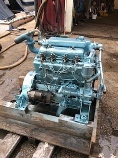 Bmc, Leyland 2.5 2.52 2500 marine Diesel boat engine ...